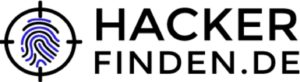 Hacker finden .de Logo